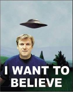 Patrick Byrne UFO from New York Post